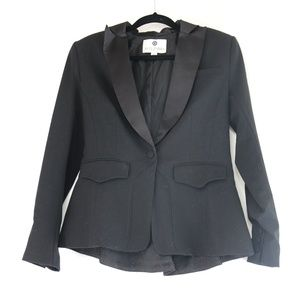 Altuzarra Black Blazer G109